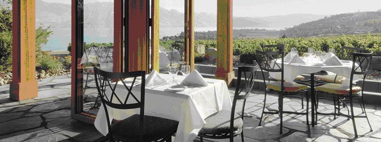 Quail's Gate 'Old Vines Restaurant'
